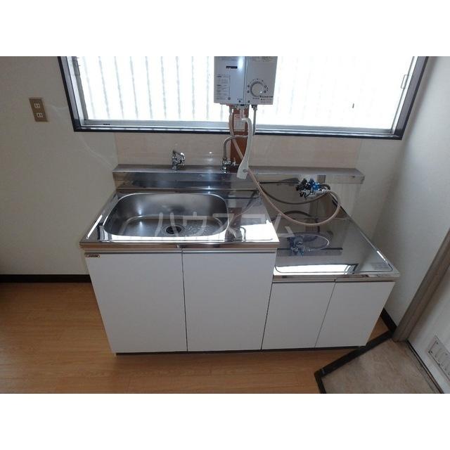 コンドーハイツ 203号室のキッチン