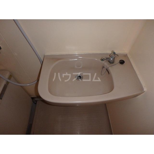 コンドーハイツ 203号室の洗面所