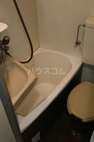 エルピア 201号室の風呂