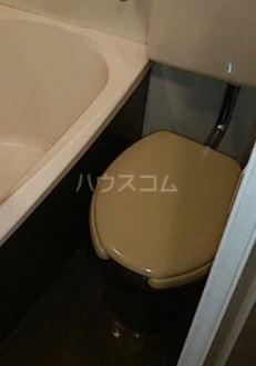 エルピア 201号室のトイレ
