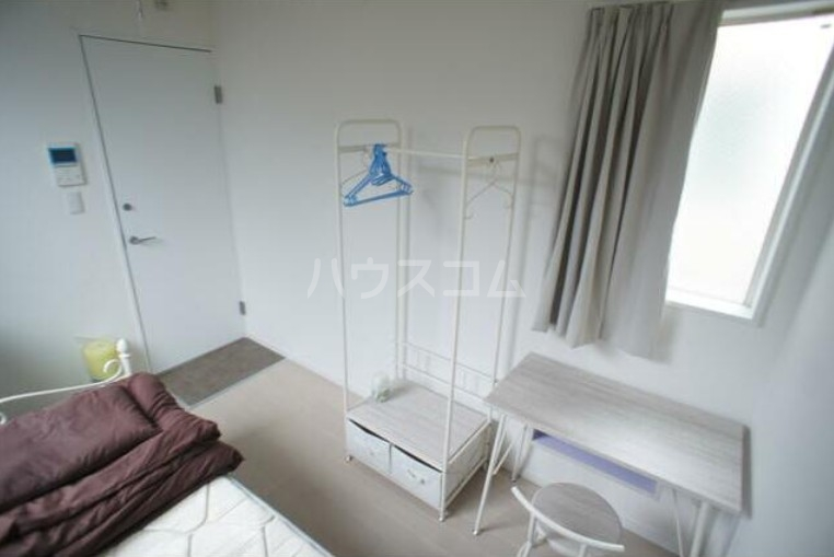 ヒッポハウス桜 104号室の居室