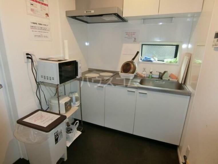 ヒッポハウス桜 104号室のキッチン