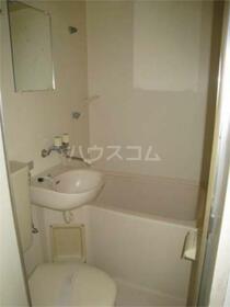 スカイコート橋本第1 208号室の洗面所