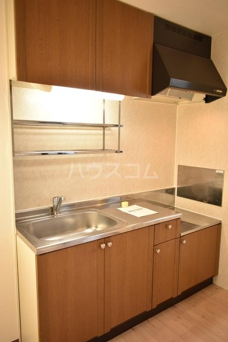 セントラル野口 D 102号室のキッチン