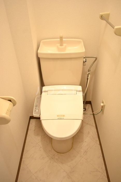 セントラル野口 D 102号室のトイレ