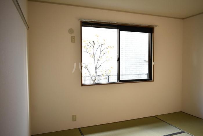 セントラル野口 D 102号室のベッドルーム