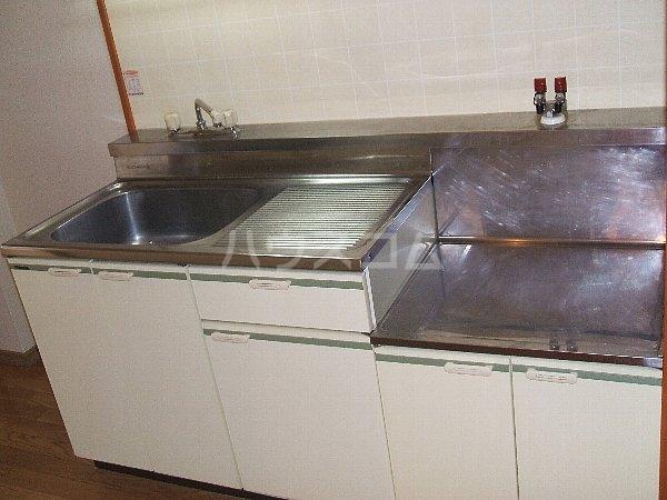 サープラスⅠ雉子野C棟 106号室のキッチン