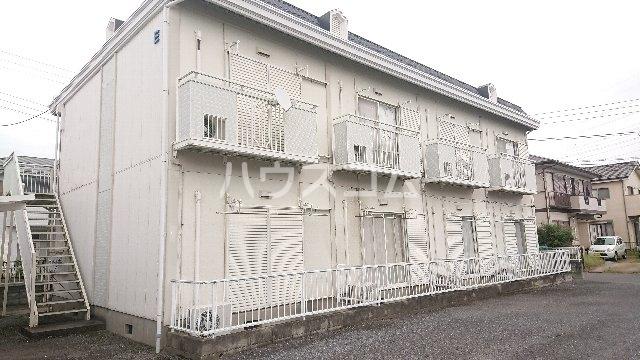 プルミエールエビハラパーソンズ E棟の外観
