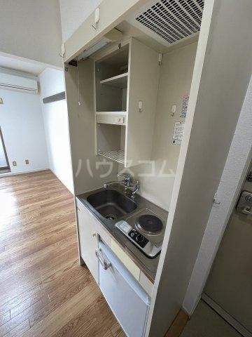 メゾンフジセ 105号室のキッチン