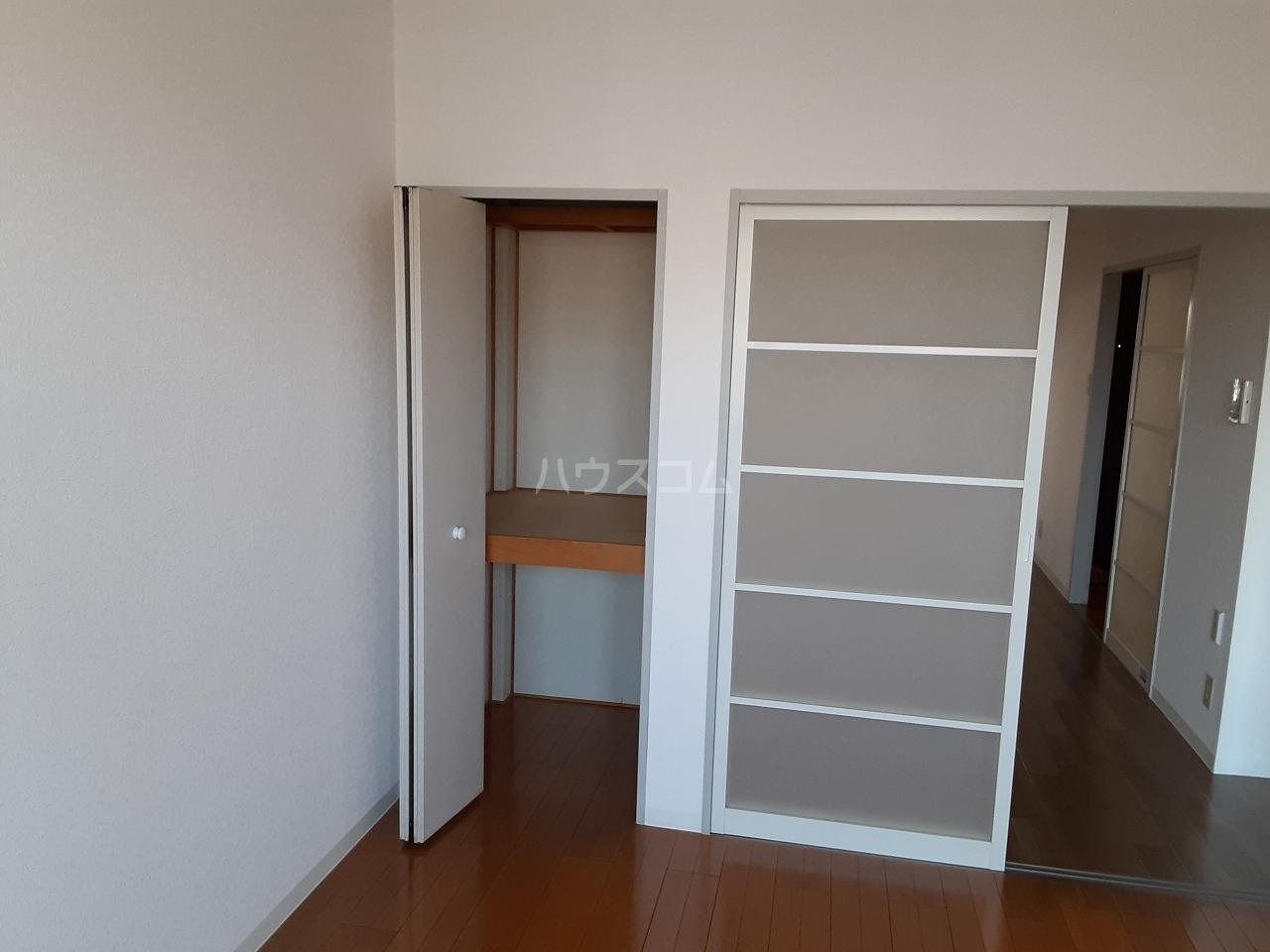ロイヤルメゾン松ヶ丘 303号室の収納