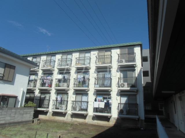 メイウール新川崎の外観