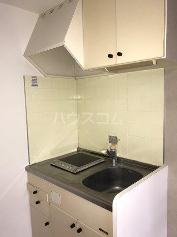 ベルピア京成大久保 106号室のキッチン