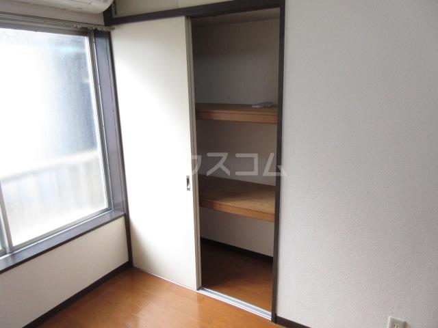 スカイハイツ 101号室の収納