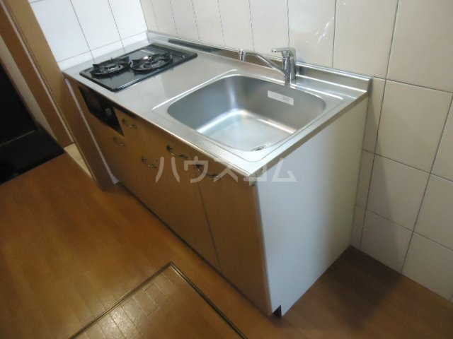フローラーリア湘南 110号室のキッチン