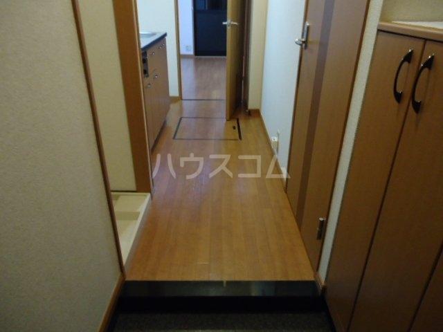 フローラーリア湘南 110号室の玄関