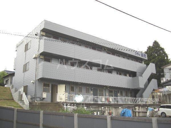 シティ長栄 205号室の外観