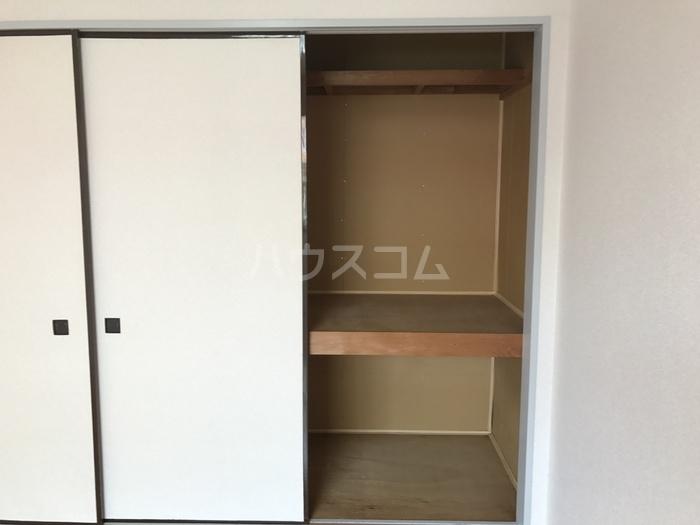 ピアコート若葉 202号室の収納