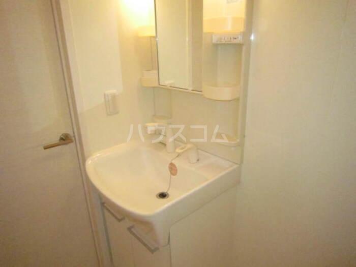コンフォート ヴィラ 106号室の洗面所