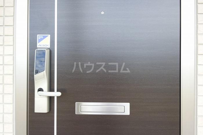 ティールーム高野 102号室の玄関