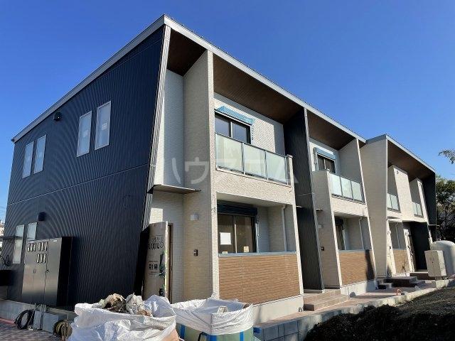 野田新町新築共同住宅の外観