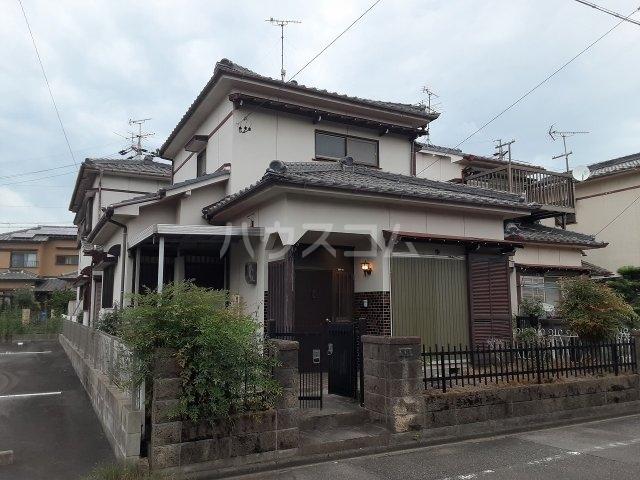 清須山本様貸家の外観