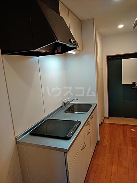 新千葉小川マンション 603号室のキッチン