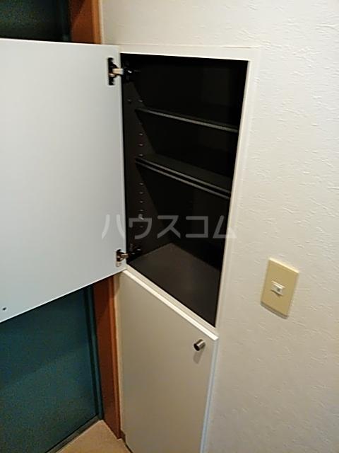 新千葉小川マンション 603号室の収納
