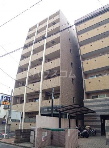 新千葉小川マンション 603号室の外観