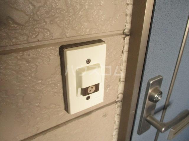 ドリームハウス末広 202号室のセキュリティ