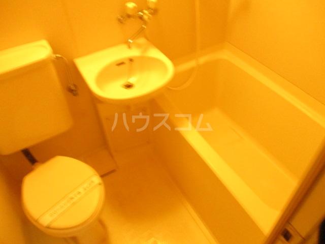 ドリームハウス末広 202号室の風呂