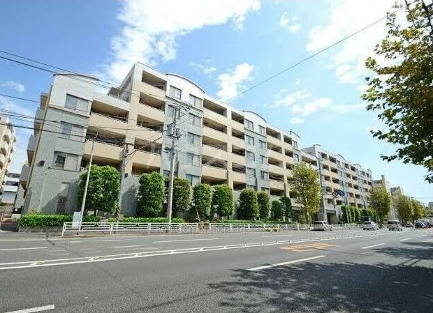 ライオンズステージ横濱キャナルスクエア外観写真
