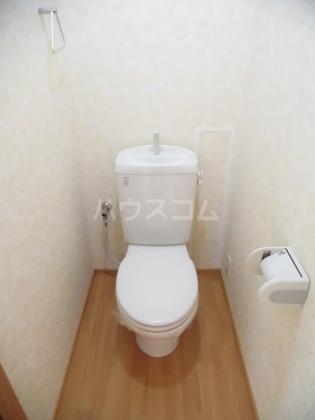 クレール国久保 101号室のトイレ