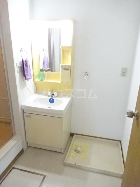 アルス松戸 102号室の洗面所