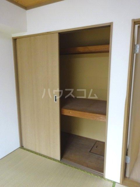 アルス松戸 102号室の収納