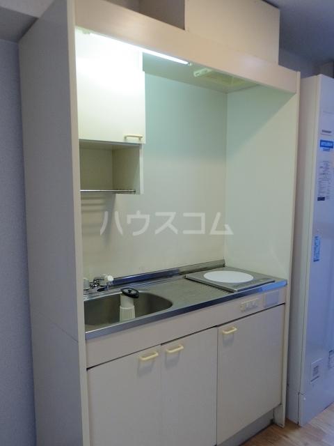 アプローズ平針 1B号室のキッチン