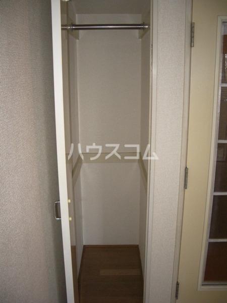 シャイン鳴尾 107号室の収納