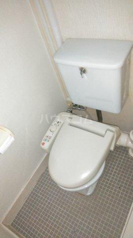 中山団地6号棟 404号室のトイレ