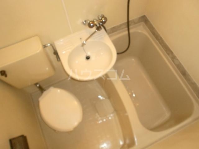 インセゾン弐番館 00107号室の風呂
