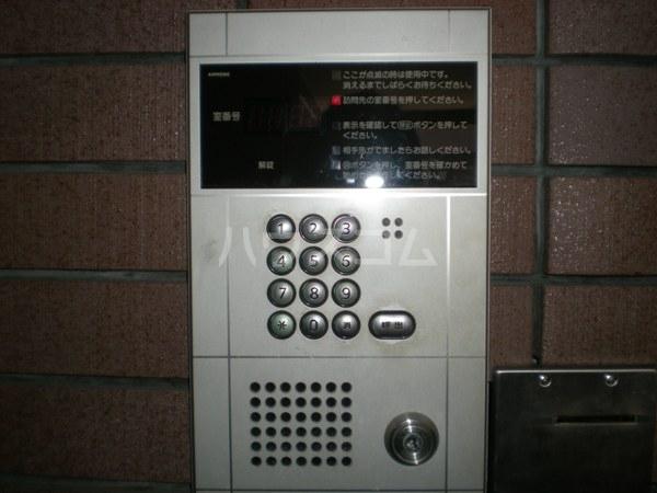 サン・スグモビル 801号室のセキュリティ
