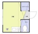 Grand Studio 与野本町・202号室の間取り