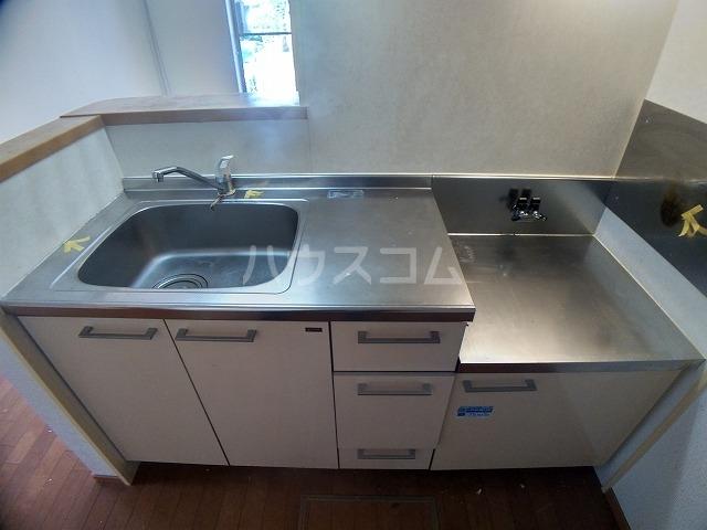 ミオ コート 00101号室のキッチン