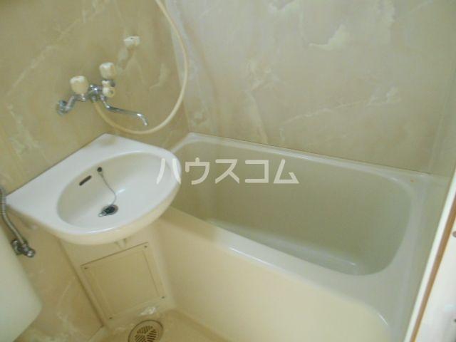 ベルドミール 4A号室の風呂