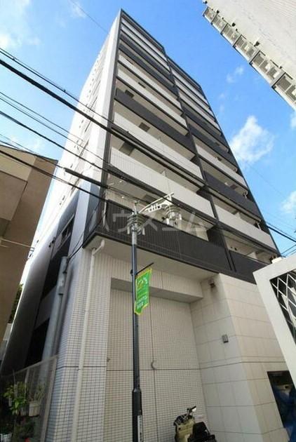プレール・ドゥーク渋谷初台の外観
