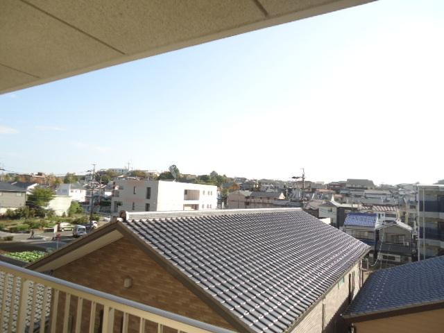 ベルテ相川 303号室の景色