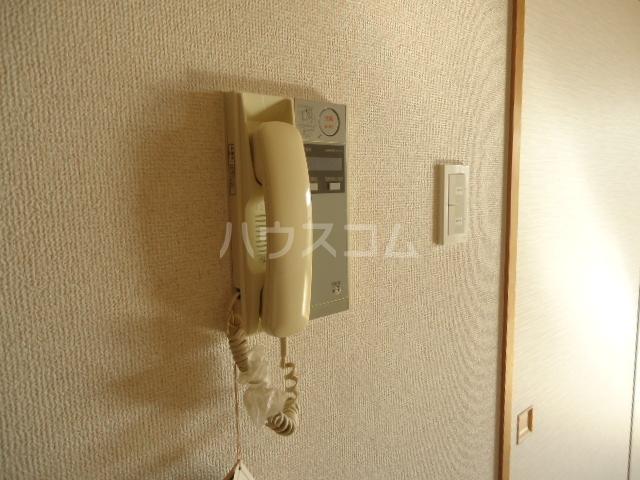 ベルテ相川 303号室のセキュリティ