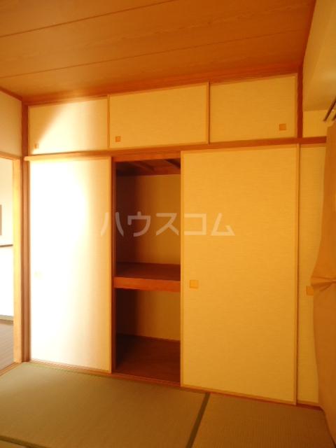 ベルテ相川 303号室の収納
