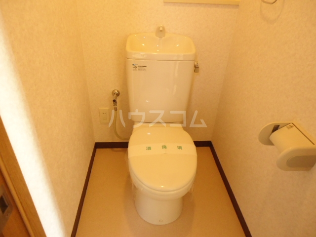 ベルテ相川 303号室のトイレ