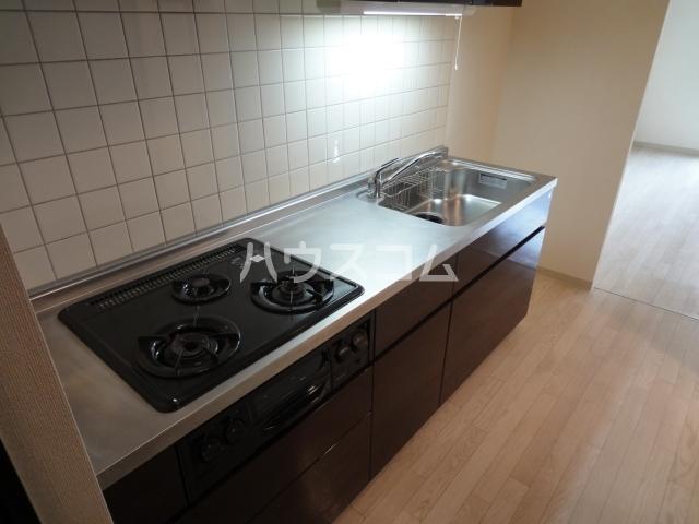 SINCERE MEIJI 303号室のキッチン