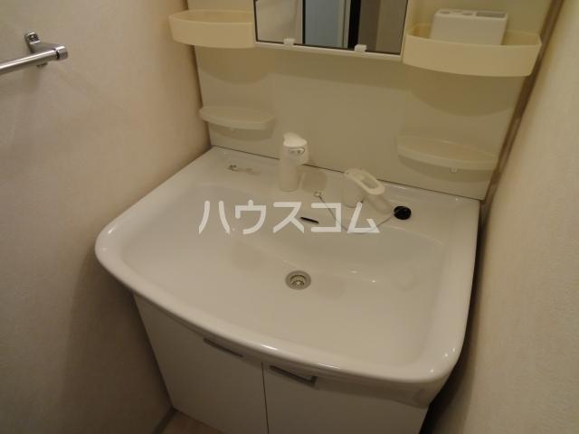 SINCERE MEIJI 303号室の洗面所