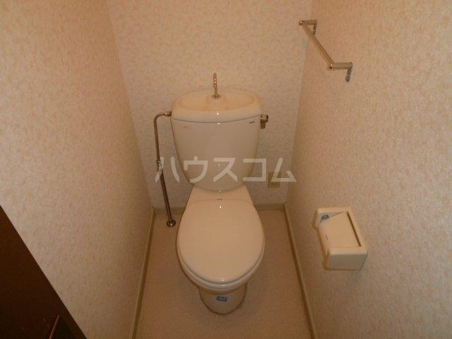 アメニティタウン トモエのトイレ